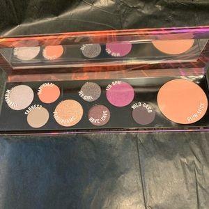 New! Mac Raver Girls eyeshadow pallette